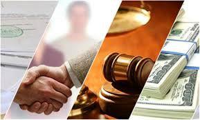 Ответственность за легализацию доходов, полученных преступным путем.