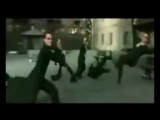 Scooter & The Matrix Reloaded: dance & fight