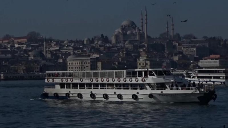 Стамбул. Март 2018
