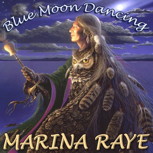 Marina Raye альбом Blue Moon Dancing