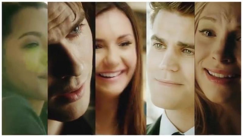 The Vampire Diaries Story [1x01-8x16]