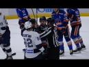 СКА-Нева 2:1ОТ Динамо СПб с трибуны Хоккейного города