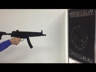Orbeegun CS MP-5 (gel gun)