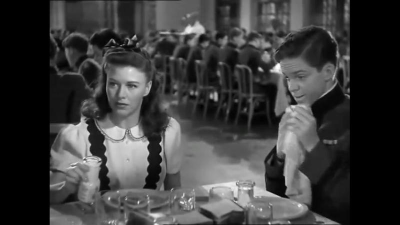 ◄The Major and the Minor(1942)Майор и малютка*реж.Билли Уайлдер