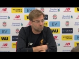 Jürgen Klopps pre-Tottenham press conference | Clyne latest, Van Dijk and more