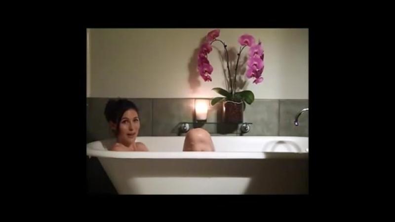 Yes I am in my bathtub!