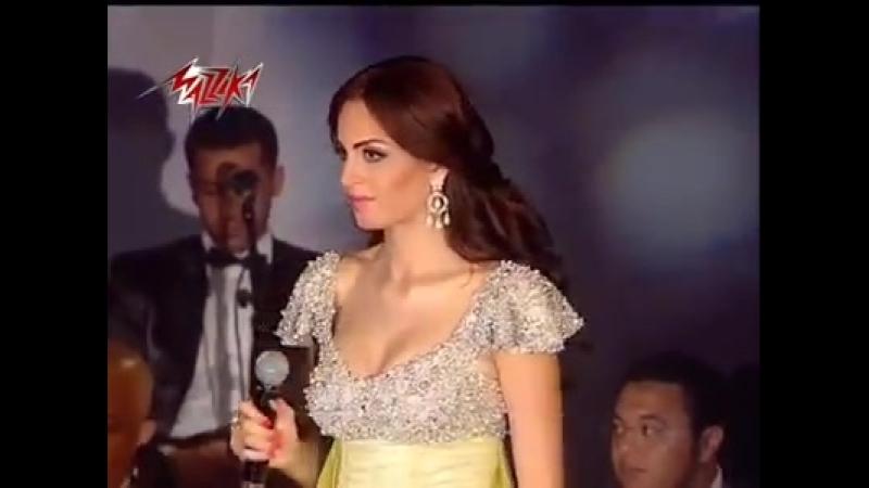 La chanson les milles et une nuitinterprétée par la chanteuse Egyptienne Amel Maher.