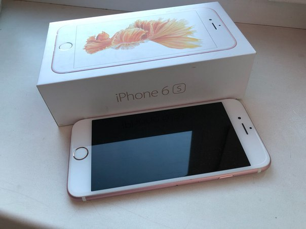 iPhone 6S , 64 gb