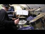 Take five Dave Brubeck (Drum cover) partition originale