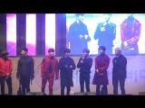 VK171116 MONSTA X fancam - Talk Time @ Sejong Empathy Odyssey