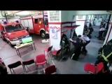 Хорватские пожарные и решающий пенальти