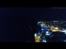 Pesona Keindahan Kota Ternate Malam Hari, Kota Dengan Gunung Gamalama Sebagai Latar