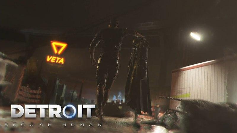 Прохождение Detroit: Become Human 5 (PS4) - Восставший из мертвых