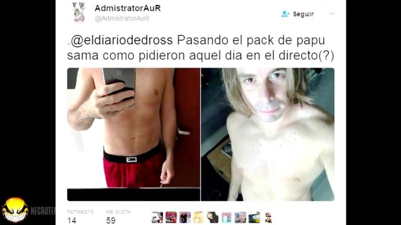 Dross lipotzank tutorial como perder 100 kilos en una semana con la ayuda del mexi y el necro