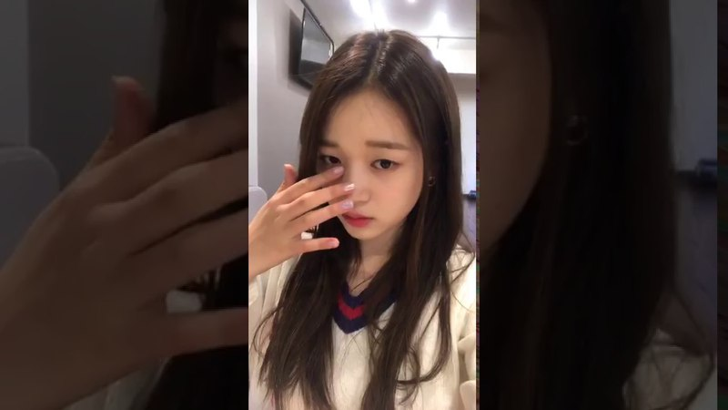 Lime Soda Hyerim (김혜림) Instagram Live [180418]