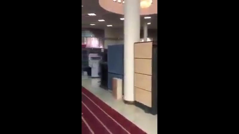 Мечеть в саудии преврашена в фирму