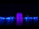 поющие фонтаны на озере абрау-дюрсо