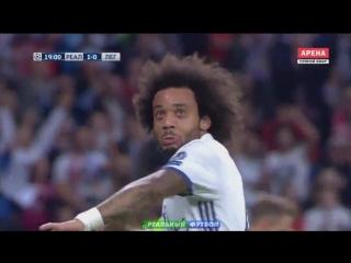 Реал Мадрид 5-1 Легия. Лига Чемпионов 2016/17. Групповой этап. 3-й тур. Обзор матча.