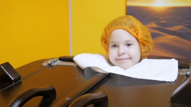 Детский массаж фитобочка
