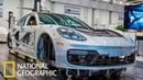 Мегазаводы Порше / Porsche