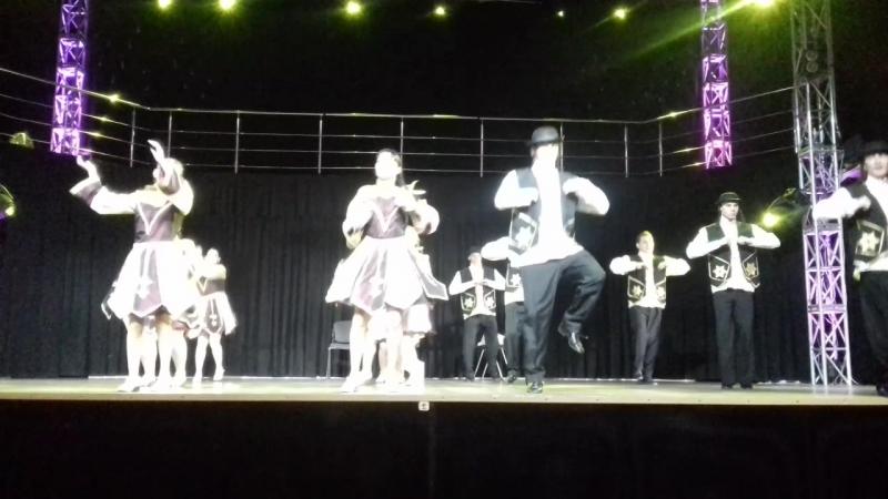 6-й Международный Фестиваль Inclusive Dance Nord West.13 апреля 2018г. Московский коллектив.