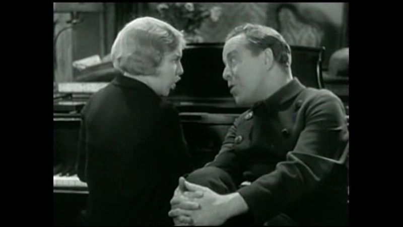 Frank Richardson And Marjorie White Scat Singing A Popular Tune (1929)