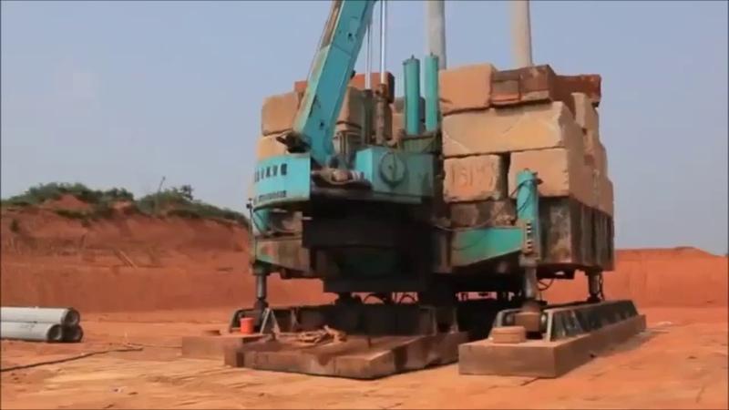 Как строят панельную высотку в Китае