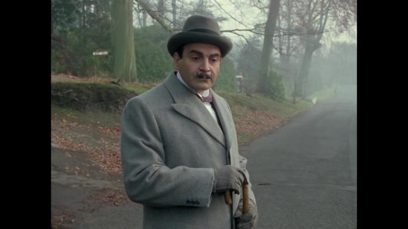 «Пуаро Король Треф» (1989) - детектив, реж. Эдвард Беннетт, Эндрю Грив, Ренни Рай