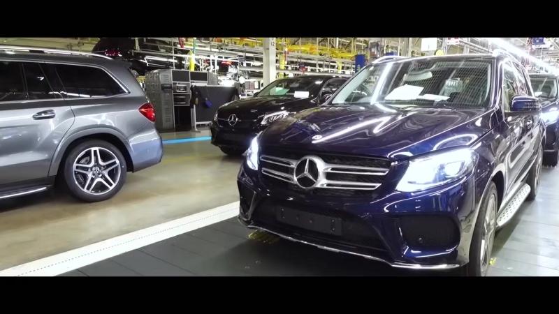 Е мобильность Mercedes Benz электрифицирует буждущее