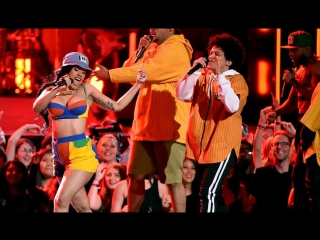 Bruno Mars & Cardi B — Finesse (Live at Grammy Awards 2018)