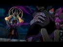 Удар монстра 3 исчезающий космос 1 серия русские субтитры Aniplay Monster Strike 3