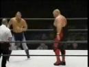Gary Albright, Kazuo Yamazaki vs John Tenta, Vader