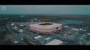 Ростов на Дону сегодня готов к ЧМ 2018 Аэросъемка Ростов Арена Rostov on Don