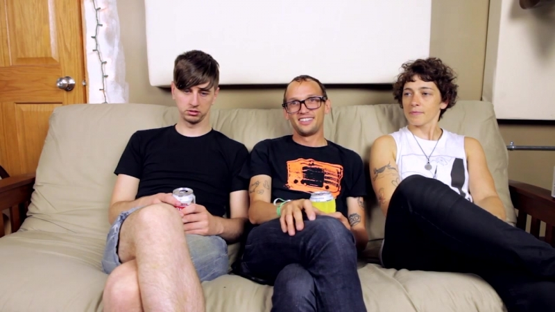 Mikey Erg - Interview Live! from The Rock Room