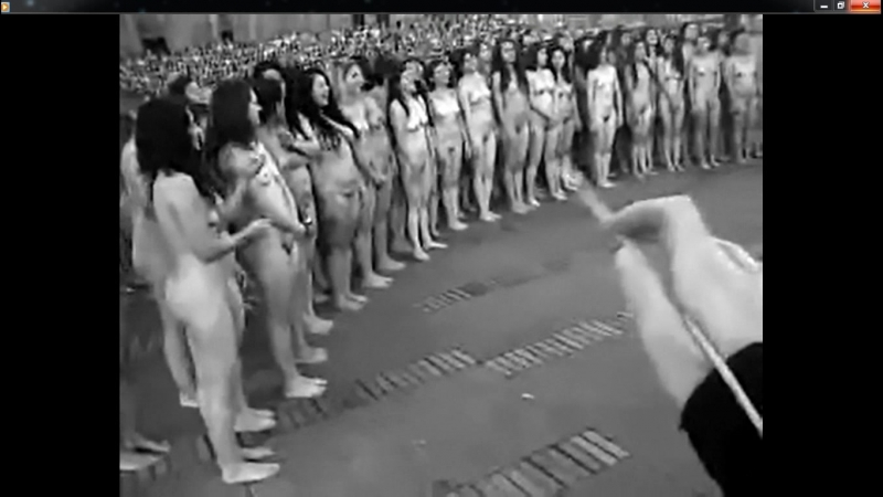 Naked Women In The Street of Bogota Colombia - Part 3