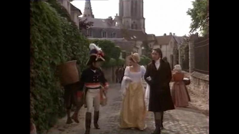 Наполеон и Жозефина История любви Napoleon and Josephine A Love Story 1987 1 серия