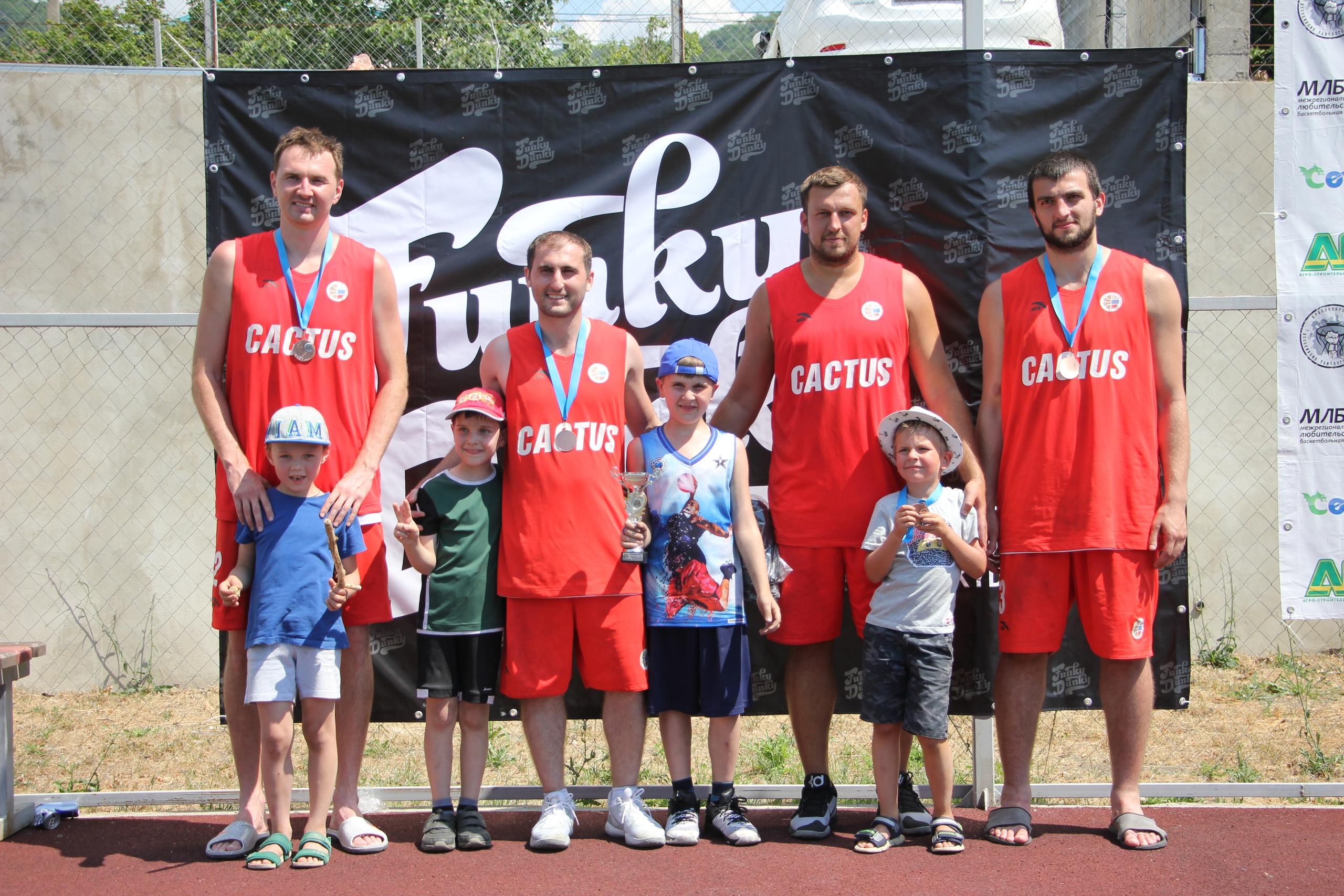 Кубок Пирамиды по баскетболу 3х3
