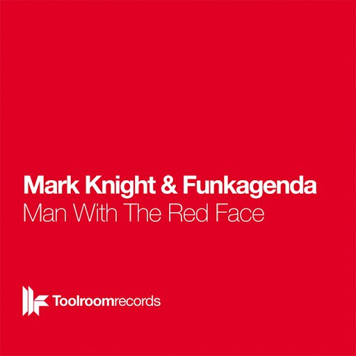 Funkagenda альбом Man With The Red Face