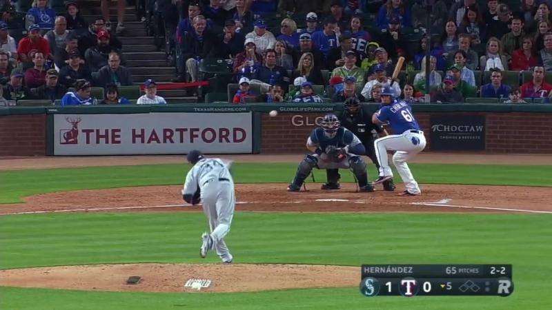 MLB Regular Season. Seattle Mariners @ Texas Rangers. Highlights. 20.04.2018