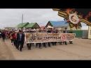 9 мая 2018. Праздник Великой Победы в Амге.