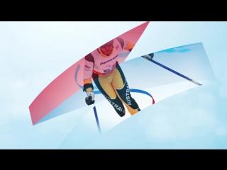 Официальное видео эмблемы Зимних Паралимпийских игр-2022 в Пекине