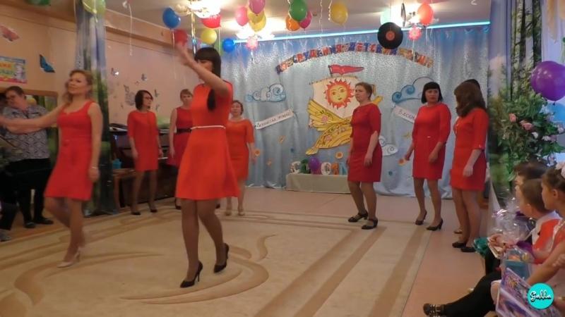 Родители сада № 10 г.Ухта Коми Республика 2016г