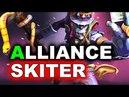 ALLIANCE vs SKITER EVIL SUPERMAJOR EU Quals DOTA 2