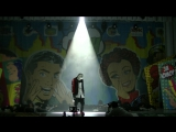 Хореограф Цирка дю Солей Марио Форелли на Зимнем кубке Лиги