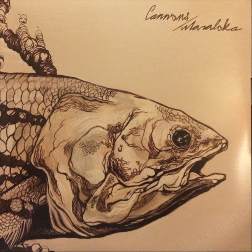 Cannons альбом Maraloka
