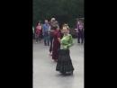 бабушка зажигает танцпол