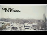 One hour, one minute...
