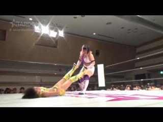 02 Hanan vs. Natsuko Tora