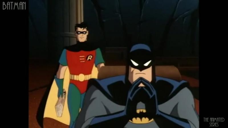 Бэтмен 2 18 83 Рассмеши их Make 'Em Laugh Batman The Animated Series