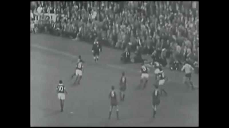Sandor Kocsis vs Benfica Finale Coppa dei Campioni 1960 1961